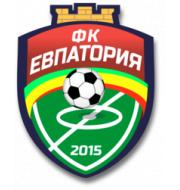 Логотип футбольный клуб Евпатория