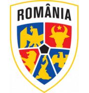 Логотип футбольный клуб Румыния (до 23)