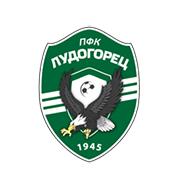 Логотип футбольный клуб Лудогорец (до 19) (Разград)