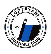 Логотип футбольный клуб Луфтетари Жирокас (Жирокастер)