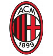 Логотип футбольный клуб Милан