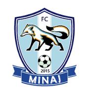 Логотип футбольный клуб Минай