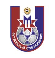 Логотип футбольный клуб Мордовия (Саранск)