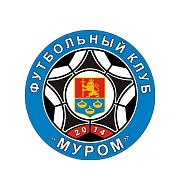 Логотип футбольный клуб Муром