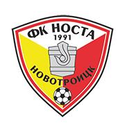 Логотип футбольный клуб Носта (Новотроицк)