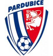Логотип футбольный клуб Пардубице