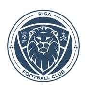 Логотип футбольный клуб Рига