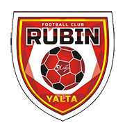 Логотип футбольный клуб Рубин (Ялта)