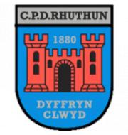 Логотип футбольный клуб Рутин Таун