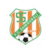 Логотип футбольный клуб Самгурали (Цхалтубо)