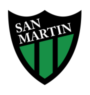 Логотип футбольный клуб Сан-Мартин (Сан Хуан)