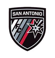 Логотип футбольный клуб Сан Антонио ФК