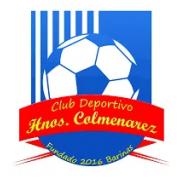 Логотип футбольный клуб Эрманос Колменарес (Кабударе)