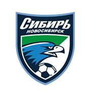 Логотип футбольный клуб Сибирь (Новосибирск)
