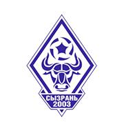 Логотип футбольный клуб Сызрань-2003