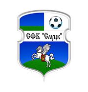 Логотип футбольный клуб Слуцк