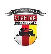 Логотип футбольный клуб Спартак (Владикавказ)
