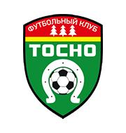 Логотип футбольный клуб Тосно (мол)