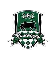 Логотип футбольный клуб Краснодар-3