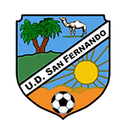 Логотип футбольный клуб УД Сан-Фернандо (Маспаломас)