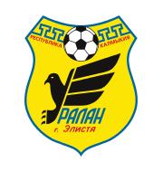 Логотип футбольный клуб Уралан (Элиста)