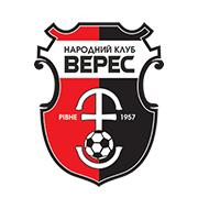 Логотип футбольный клуб Верес (Ровно)