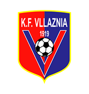 Логотип футбольный клуб Влажния (Шкодер)