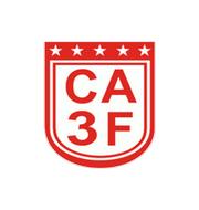 Логотип футбольный клуб 3 де Фебреро (Сьюдад-дель-Эсте)