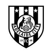 Логотип футбольный клуб Аделаида Сити