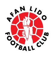 Логотип футбольный клуб Афан Лидо (Порт-Толбот)