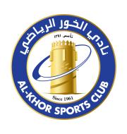 Логотип футбольный клуб Аль-Хор