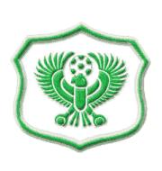 Логотип футбольный клуб Аль-Масри (Порт-Саид)