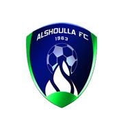 Логотип футбольный клуб Аль-Шоалах (Эль-Хардж)
