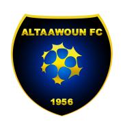 Логотип футбольный клуб Аль-Таавон (Бурайда)