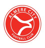 Логотип футбольный клуб Алмере Сити