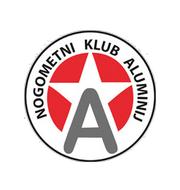 Логотип футбольный клуб Алуминий (Кидричево)