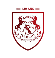 Логотип футбольный клуб Амьен