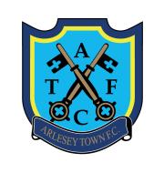 Логотип футбольный клуб Арлеси Таун