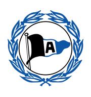 Логотип футбольный клуб Арминия (Билефельд)