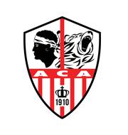Логотип футбольный клуб Аяччо