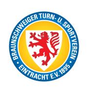 Логотип футбольный клуб Айнтрахт (Брауншвейг)