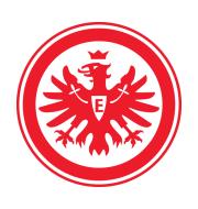 Логотип футбольный клуб Айнтрахт (Франкфурт)