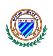 Логотип футбольный клуб Бартон Роверс (Бартон-Ле-Клэй)