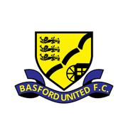 Логотип футбольный клуб Басфорд Юнайтед (Ноттингем)