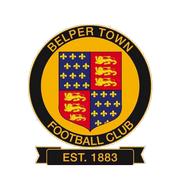 Логотип футбольный клуб Белпер Таун