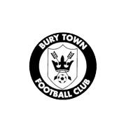 Логотип футбольный клуб Бери Таун (Бери-Сент-Эдмендс)