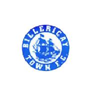 Логотип футбольный клуб Биллерикэй Таун