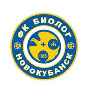 Логотип футбольный клуб Биолог-Новокубанск