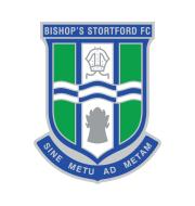 Логотип футбольный клуб Бишоп'c Стортфорд