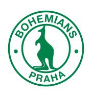 Логотип футбольный клуб Богемианс 1905 (Прага)